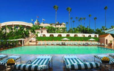 The Beverly Hills Hotel & Bungalows, Los Angeles