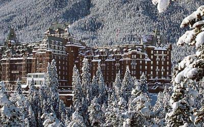 The Fairmont Banff Springs, Alberta
