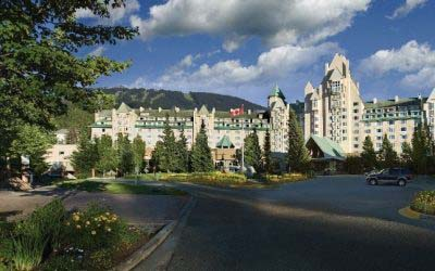 The Fairmont Chateau Whistler, Whistler