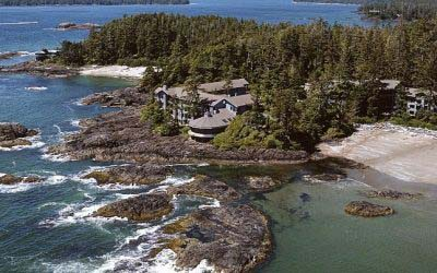 The Wickaninnish Inn, Vancouver Island
